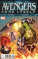 Avengers Comic 9/1/2011