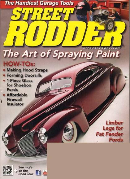 Street Rodder Cover - 10/1/2011