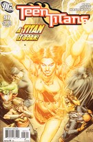 Teen Titans Comic 9/1/2011