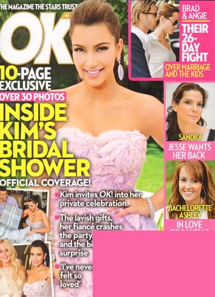 Ok! Cover - 8/15/2011