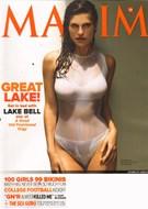 Maxim Magazine 9/1/2011