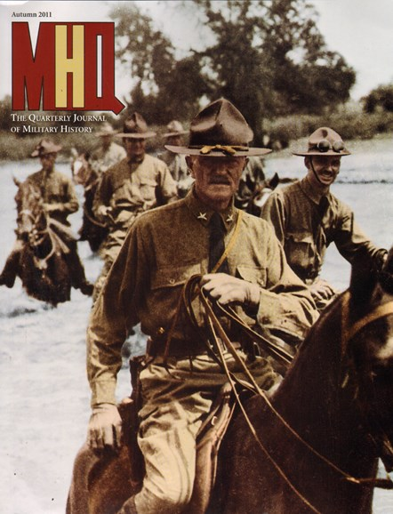 MHQ: Military History Quarterly Cover - 11/1/2011