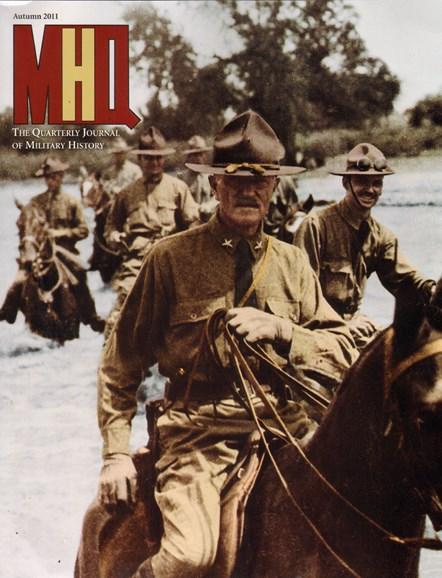 MHQ: Military History Quarterly Cover - 11/1/2011