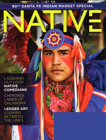 Native Peoples Cover - 9/1/2011