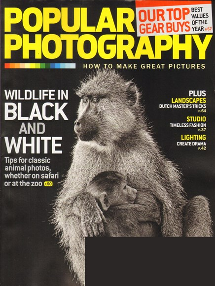 Popular Photography Cover - 9/1/2011