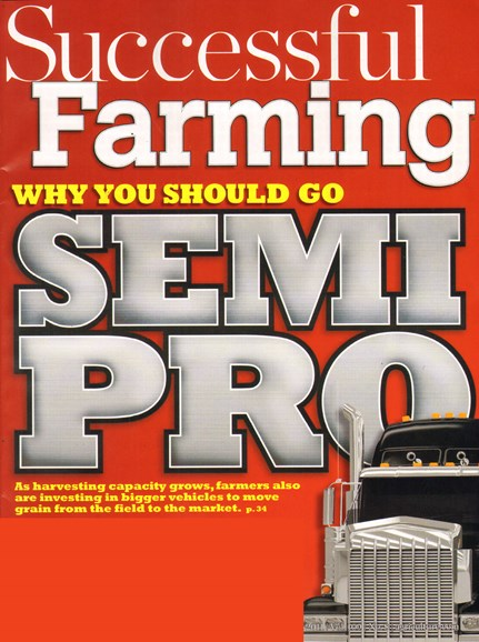 Successful Farming Cover - 8/1/2011