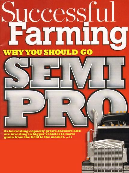Successful Farming Cover - 8/1/2011