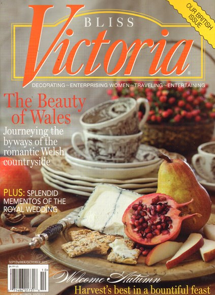 Victoria Cover - 9/1/2011