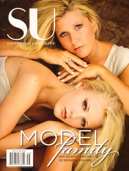 Supermodels Unlimited Cover - 9/1/2011