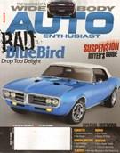 Auto Enthusiast Magazine 10/1/2011