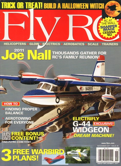 Fly RC Cover - 11/1/2011