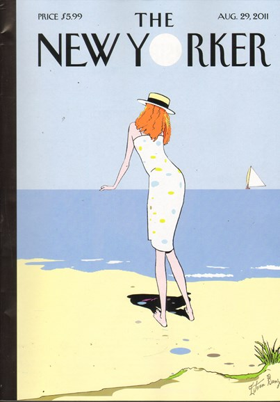 The New Yorker Cover - 8/29/2011