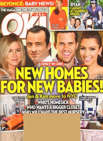 Ok! Cover - 9/12/2011