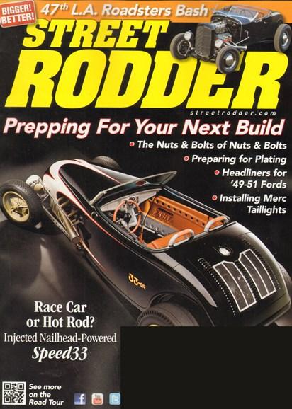 Street Rodder Cover - 11/1/2011