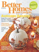 Better Homes & Gardens Magazine 10/1/2011