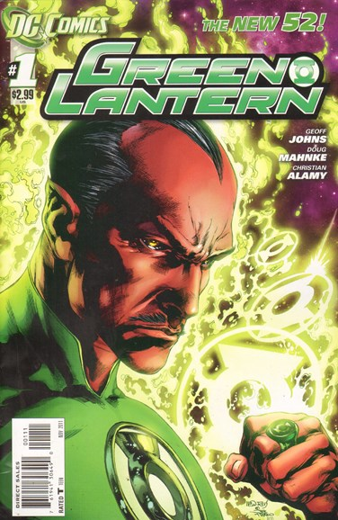 Green Lanterns Cover - 11/1/2011