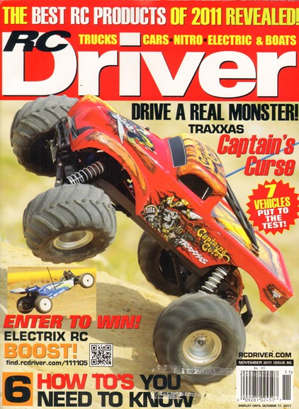 RC Driver Cover - 11/1/2011