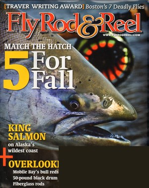 Fly Rod & Reel Magazine | 10/1/2011 Cover
