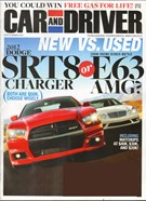 Car And Driver Magazine 11/1/2011
