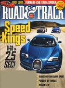 Road and Track Magazine 11/1/2011