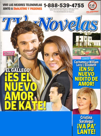 Tv Y Novelas Cover - 10/1/2011