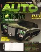 Auto Enthusiast Magazine 11/1/2011