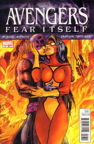 Avengers Cover - 11/1/2011
