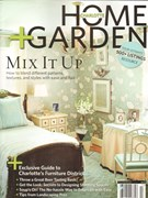 Charlotte Home and Garden Magazine 9/1/2011
