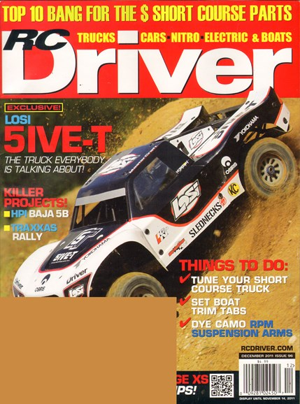 RC Driver Cover - 12/1/2011