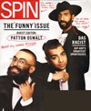 Spin | 11/1/2011 Cover