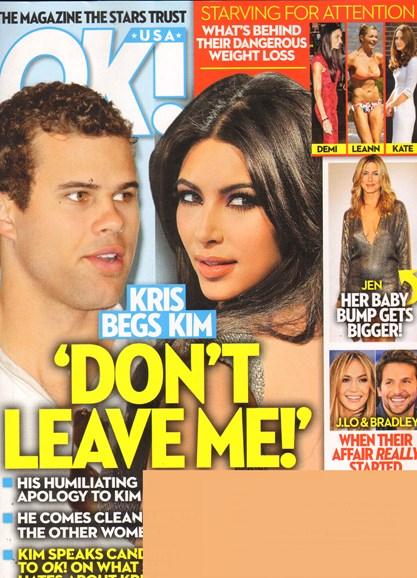 Ok! Cover - 11/7/2011