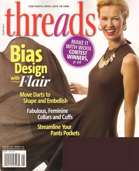 Threads Cover - 1/1/2012
