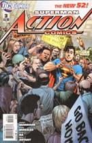 Superman Action Comics 1/1/2012