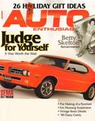 Auto Enthusiast Magazine 12/1/2011