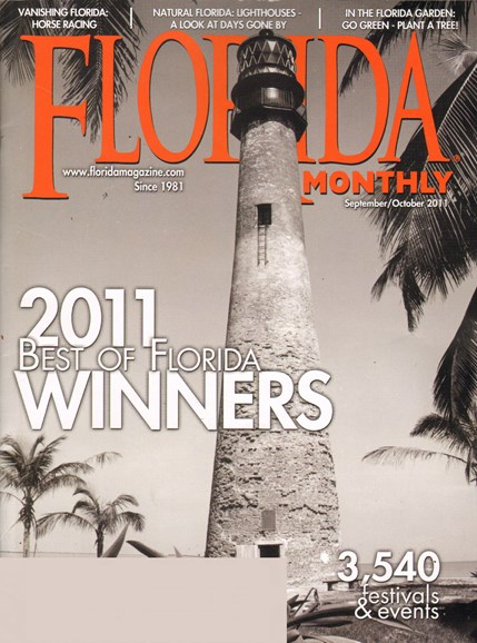 Florida Monthly Cover - 9/1/2011