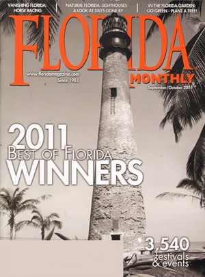 Florida Monthly | 9/1/2011 Cover