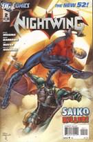 Nightwing Comic 12/1/2011