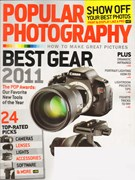 Popular Photography Magazine 12/1/2011
