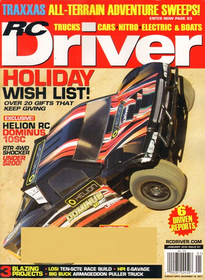 RC Driver Cover - 1/1/2012