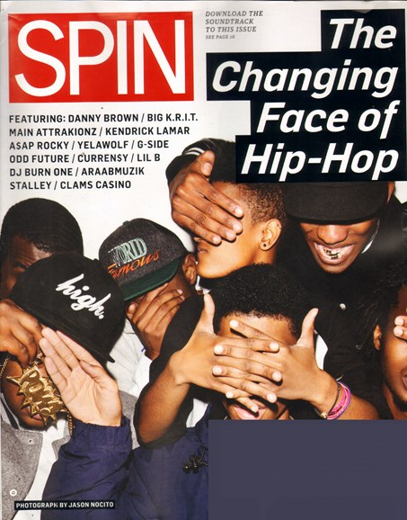 Spin Cover - 12/1/2011