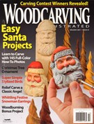 Wood Carving Illustrated Magazine 12/1/2011