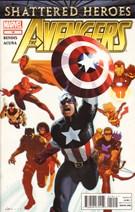 Avengers Comic 12/1/2011