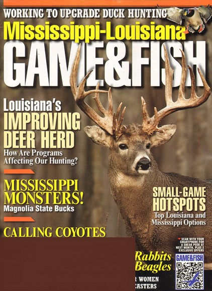 Mississippi Game & Fish Cover - 12/1/2011