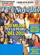 Tv Y Novelas Magazine 12/1/2011