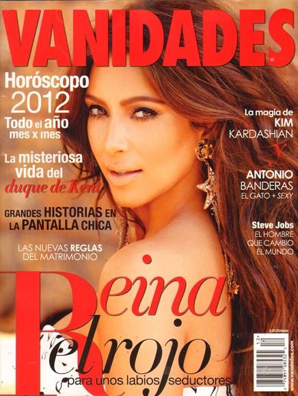 Vanidades Cover - 12/1/2011
