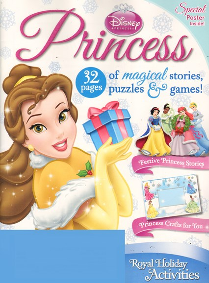 Disney Princess Cover - 12/1/2011