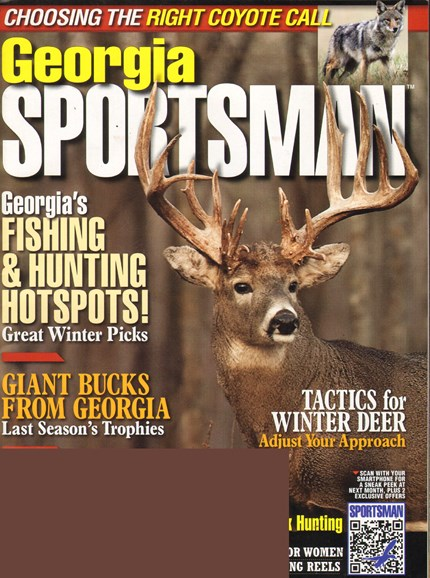 Georgia Sportsman Cover - 12/1/2011