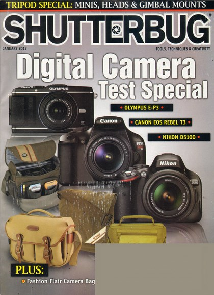 Shutterbug Cover - 1/1/2012
