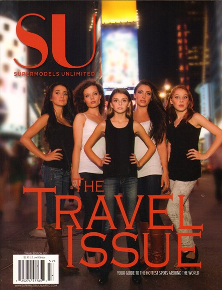 Supermodels Unlimited Cover - 12/1/2011