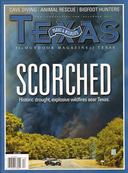 Texas Parks & Wildlife Cover - 12/1/2011